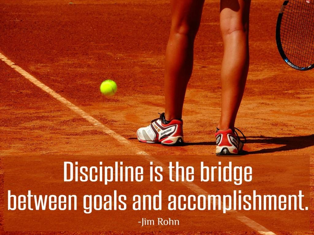 Discipline - Tennis