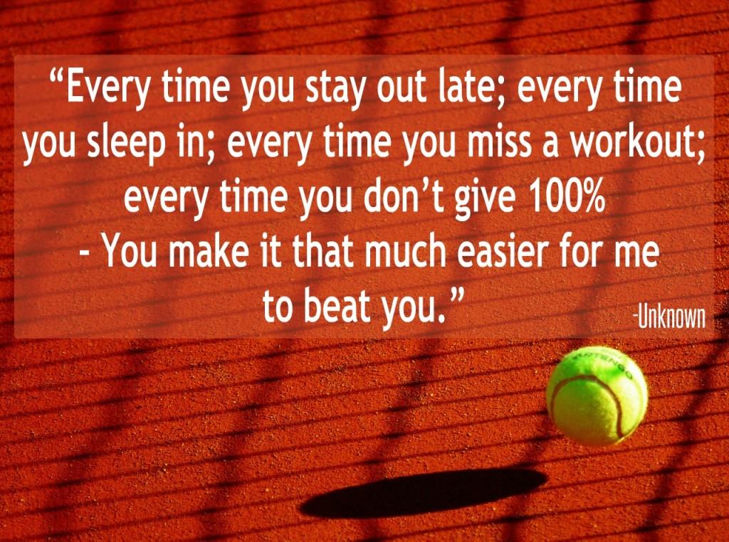 Discipline - Tennis Ball