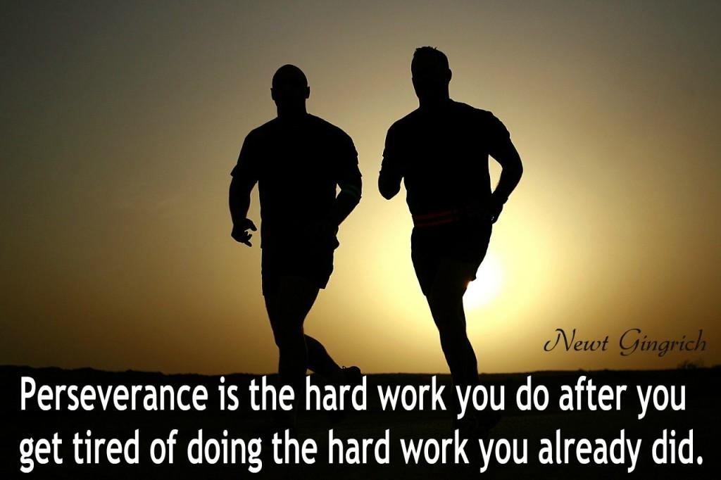Perseverance - Runners